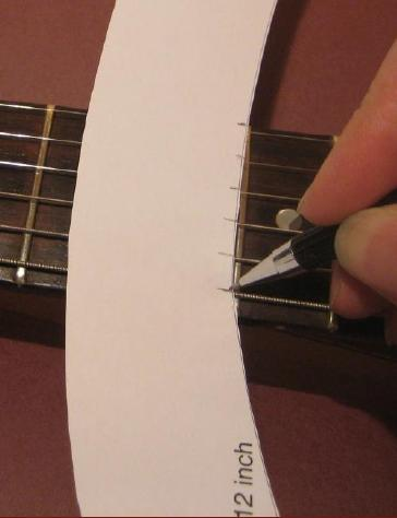Tools For Measuring Your Fretboard Radius Pic Heavy